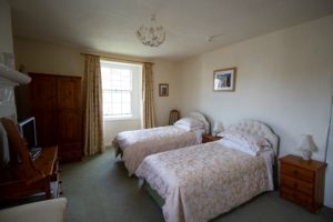 Stone House Farm St Bees Bed & Breakfast Double Room with shower